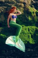 The Little mermaid - Ariel I by Samantta