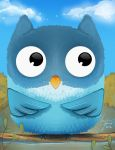Blue Owl by Spartan0627