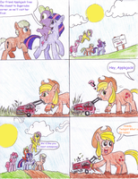 A Blazing Friendship: Page 13 by The-Bryce-Is-Right