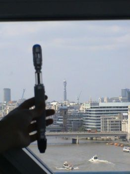 London's BT-tower by 11thDoctor