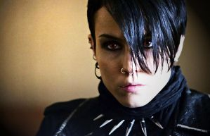 Lisbeth Salander by AMANDABOMINATION