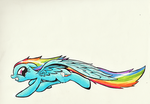 Run Dashie, Run by kittyhawk-contrail