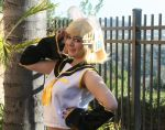 .: Kagamine Rin Photoshoot Picture 1 :. by LovingLen4Life