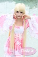 Cosplay Chii from Chobits by HemulkaCosplayer