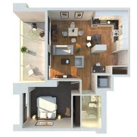 Apartment by zodevdesign