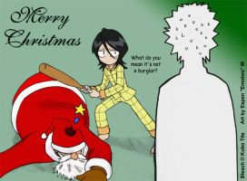 Bleach: The Night before X-mas by emotwo