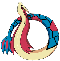 Milotic by Metroid-Tamer
