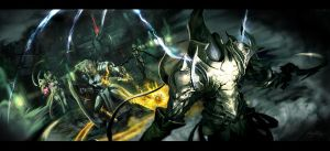 Diablo III - Reaper of Souls contests by zunup