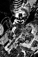 BATMAN by aaronminier