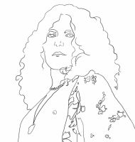 Robert Plant gif by Fairy-of-the-valley