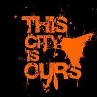 This City Is Ours - Band Logo by SolidSilver
