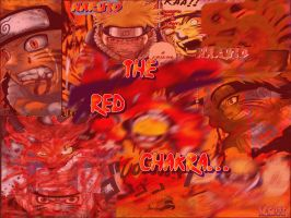The Red Chakra by Hizaraki