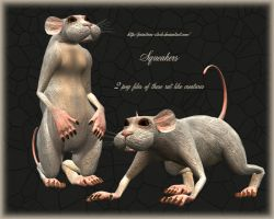 squeakers by priesteres-stock