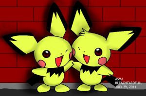 pichu by bleachtardfull