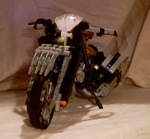 SpinOut- bike mode front by dinshino