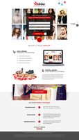 Landing page by michalcaba