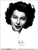Ava Gardner by Gopherproxy