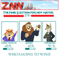 Finale Battle of Zootopia election by FairytalesArtist