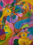 Duckies O the Eighth Dimension by misterwackydoodle