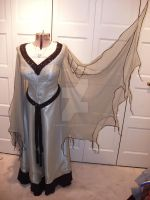 Lily Munster movie gown by YWIMC