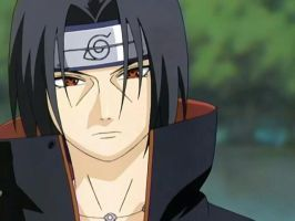 Itachi by Losthope777