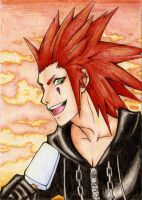 Axel and seasalt icecream by raquel-cobi