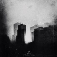 city in monochrome by MWeiss-Art