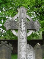 Celtic Cross by KaliPhantom