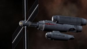 Kitbash Galore - Helium-3 refinery by NewDivide1701
