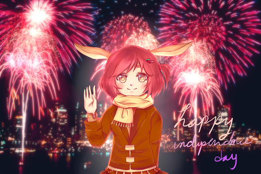 Happy Fourth of July by Crajee