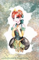 Her Gracious Sister Anna by yui-tohma
