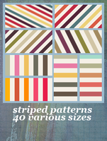 40 Patterns by Bourniio