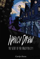 Nancy Drew web by johntheoddball