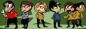 Star Trek-Genderbend by AketA