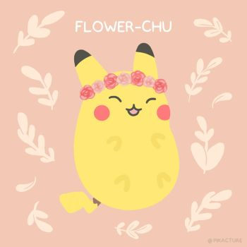Flower-Chu by pikarar