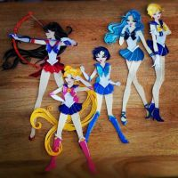 Sailor Scouts. Progress by Shimakotodo
