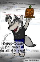 Happy Halloween 2010 by wwwwolf