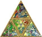 Triforce by Thewog