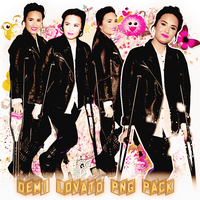 Pack png 239 Demi Lovato by MichelyResources