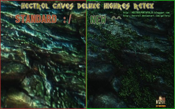 Hectrol CAVES DELUXE HR Retex - Comparison 01 by hectrol