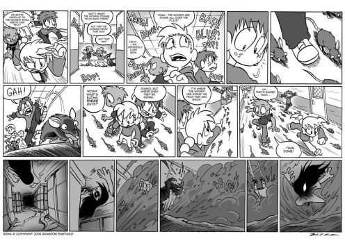 Erma- The Rats in the School Walls Part 12 by BJSinc