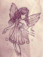 A Fairy by sweetpink88