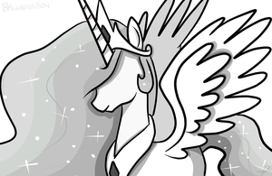 Grey scales :D by Balloons504