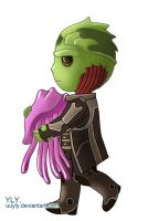 chibi Thane by uuyly
