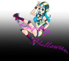 Happy Halloween by Juices-Delicacy