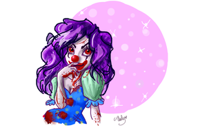 clown by CandyPanda512