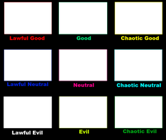 Blank Alignment Chart 2 by DogPersonThing