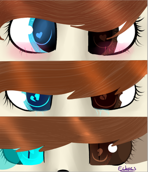The Eyes of Eclipes by EclipesSpeedpaints