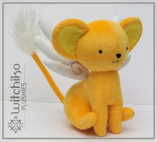 Kero Plush:::::: by Witchiko