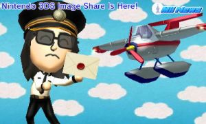 Mii News-Image Share by DCatpuppet
